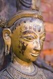 女神尼泊尔 库存照片