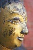 女神尼泊尔 库存图片