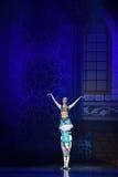 """女神这公主高度是被尊敬的芭蕾""""One一千和一Nights† 库存照片"""