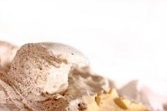 奶油冰 免版税库存图片