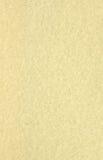 奶油色手工纸纹理 免版税库存照片