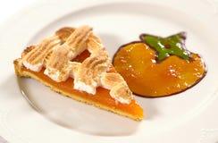 奶油色蛋亚洲柿树pite白色 库存图片