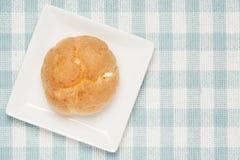 奶油饼 免版税图库摄影