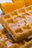 奶蛋烘饼 库存图片