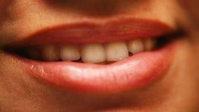 她的微笑 免版税库存照片