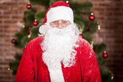 好圣诞老人 免版税图库摄影