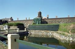 好希望,开普敦,川斯瓦共和国堡垒  免版税库存照片