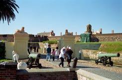 好希望,开普敦,川斯瓦共和国堡垒  免版税库存图片
