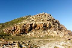 好望角风景步行,南非 图库摄影