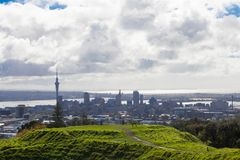好牧羊人基督教会在新西兰 免版税库存照片