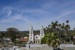 好牧羊人的教会比佛利山的 免版税库存照片