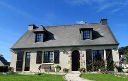 好的农村房子在欧洲 免版税图库摄影