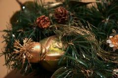 好的圣诞节装饰 库存图片