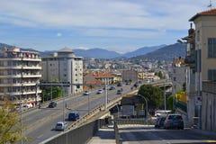 好的天桥 法国 免版税图库摄影