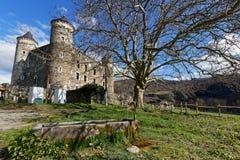 好的妙语回购城堡在乡下 免版税图库摄影