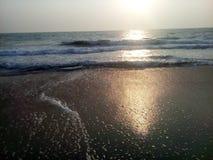 好的海滩 图库摄影