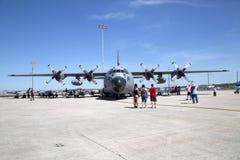 好的空军实力商展 图库摄影