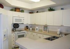 好的空白厨房 库存照片