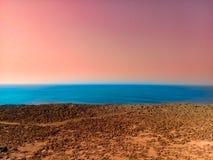 好的美丽的海滩 免版税库存图片
