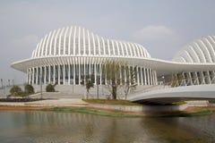 好的Gunagxi文化和艺术在南宁中国集中 免版税库存照片