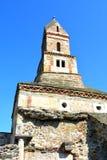 好罗马老基督教会IV世纪在村庄Densus,特兰西瓦尼亚, Romaniaa 图库摄影