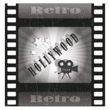 好莱坞电影 库存照片