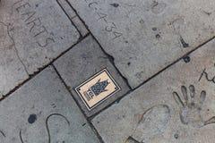 好莱坞,洛杉矶 图库摄影