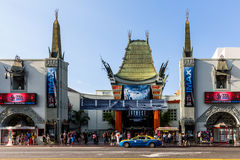 好莱坞,洛杉矶 免版税库存照片