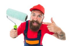 好选择 修理在车间的人有胡子的民工 修理和整修 修理技巧 工程师建筑师 ? 免版税库存图片