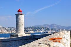 如果海岛,马赛,法国 免版税库存图片