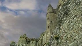 1874 1979如被选定第一法国有遗产有历史的michel修道院mont纪念碑多数诺曼底一个监狱圣徒站点站点堡垒游人科教文组织多种被访问的世界 股票视频
