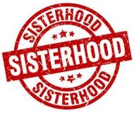妇女团体邮票 库存例证