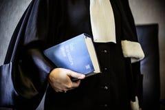 妇女律师 免版税图库摄影