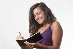 妇女文字 免版税图库摄影