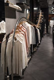 妇女时尚商店 库存照片