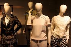 妇女时装 免版税图库摄影