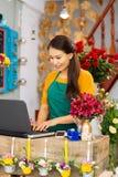 妇女的事务 免版税库存照片