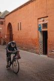妇女的公共厕所 马拉喀什 摩洛哥 免版税图库摄影
