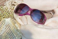 妇女的时装配件 免版税库存照片