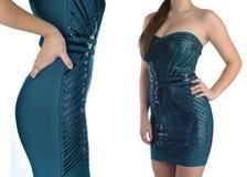 妇女的衣物项目  库存照片