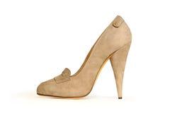 妇女的鞋子 库存照片