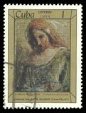 妇女胸象Ponce德利昂 免版税库存照片