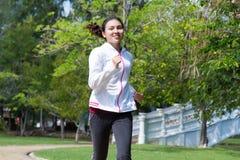 妇女赛跑,体育概念, 库存照片
