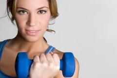 妇女锻炼 库存照片