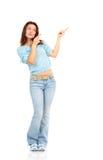 妇女 免版税库存照片