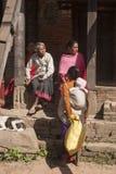 组妇女 免版税库存照片