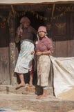 组妇女 库存图片