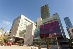 妇女` s学院医院在多伦多,加拿大 免版税库存照片