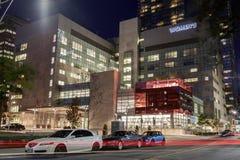 妇女` s学院医院在多伦多,加拿大 库存图片