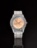 妇女` s手表 图库摄影